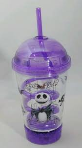 sally nightmare before tumbler light up cups set