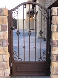 wrought iron gates phoenix tucson arizona firstimpression