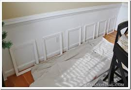 Cost Of Wainscoting Panels - installing wainscoting sand and sisal