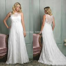 casual beach wedding dresses plus size clothing for large ladies