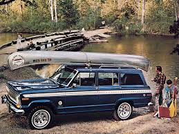 classic jeep wagoneer ten jeep models that shaped the most off road capable brand