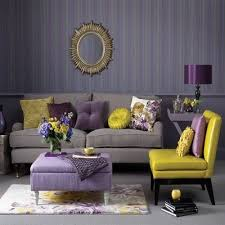 Gray And Yellow Chair Design Ideas I Like The Pop Of Yellow In This Room Adds A Bit Of Happiness