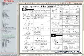 toyota hilux 1997 2005 service manual repair manual order u0026 download