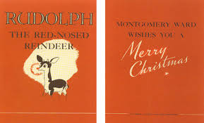 rudolph red nosed reindeer official blog ed mccray