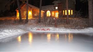 How To Build An Ice Rink In Your Backyard Backyard Ice Rinks Backyard Rink Iron Sleek Inc