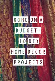 Diy Home Decor Projects Pinterest 15 Wonderful Diy Ideas For Your Living Room 15 Bohemian