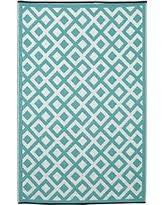 Recycled Plastic Rug Boo Tiful Sales On Fab Habitat Marina Indoor Outdoor Recycled