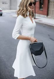 white dresses best 25 white midi dress ideas on white