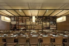 Prepossessing  Bamboo Restaurant Interior Design Decoration Of - Japanese restaurant interior design ideas