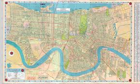 Street Map Of New Orleans by Map And Data Library University Of Toronto Libraries Search Pages