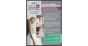 win the wedding dress of your dream on hallmark channel u0027s home