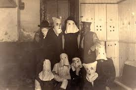 these halloween costumes from 100 years ago will scare the bejesus