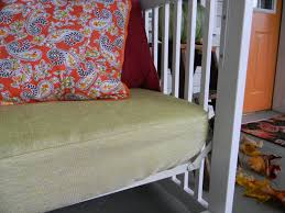 Daybed Covers Fitted Baby Crib Turned Front Porch Daybed
