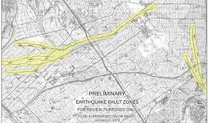 Santa Monica Map California Natural Hazard Disclosure Reports And Environmental