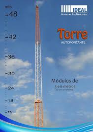 Excepcional Manual da Torre by IDEAL Antenas - issuu @NZ12