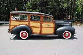 classic subaru wagon just listed 1939 ford deluxe woodie station wagon is the perfect