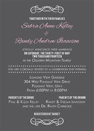 Wedding Invitations Utah 37 Best Chalkboard Wedding Invitations Images On Pinterest