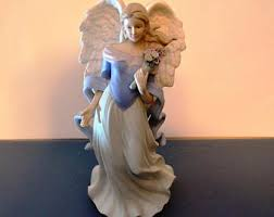 collectible angels etsy