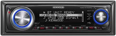 kenwood kdc w7041u aac wma mp3 cd receiver with usb and ipod