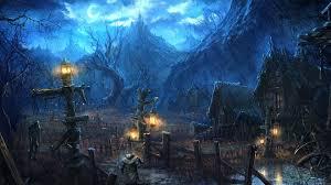 dark village wallpaper dark village the jester s corner