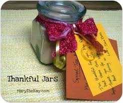 easy thanksgiving gifts thankful jars with spiced tea