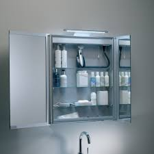 bathroom cabinets new lighted bathroom mirrors with shelf benevola
