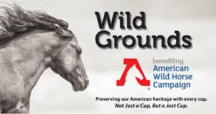 american caign save horses thanksgiving coffee