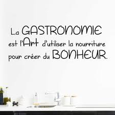 stickers texte cuisine stickers texte cuisine collection avec sticker citation cuisine la