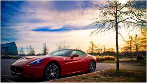 ferrari art ferrari california ii by komodo art on deviantart