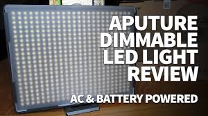 battery operated floor ls lighting aputure amaran al 528w led light kit review dimmable battery
