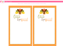 thanksgiving day menu template 3 best and various templates ideas