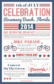 Rosemary Beach Map 4th Of Julyrosemary Beach