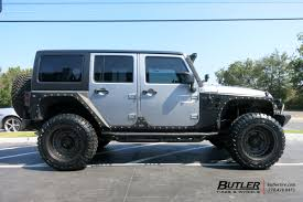 jeep wrangler black jeep wrangler with 20in black rhino armory wheels exclusively from