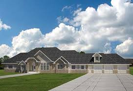 large ranch floor plans large ranch home plan 35404gh architectural designs