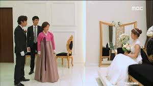 wedding dress korean 720p rosy impression the cat that watches tv