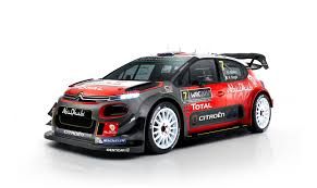 2017 citroen c3 wrc technical specifications and data engine