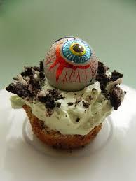 halloween eye cupcakes tiny kitchen blog