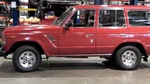 toyota land rover 1980 1984 toyota land cruiser fj60 for sale 29k orig socal miles wow