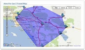 Joshua Tree California Map In The Heart Of Southern California Visit San Jacinto Valley