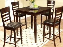 cherry dining room set counter height pub dining table sets in myrtle product