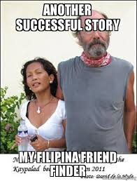 Meme Finder - another successful story my filipina friend finder make a meme