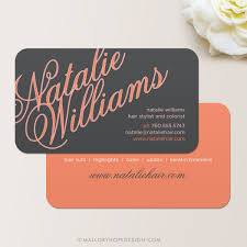 elegant name business card calling card mommy card