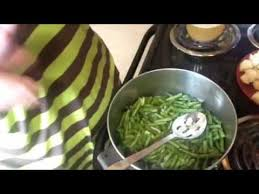 southern green beans recipe youtube