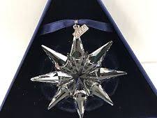 swarovski current ornaments 1991 now ebay