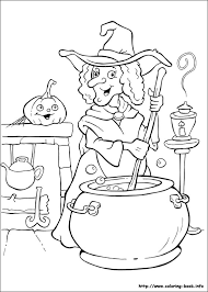 tons free printable halloween coloring pages freebies 2