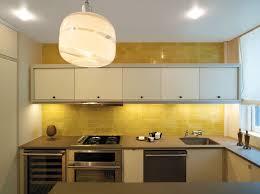 Yellow Kitchen Backsplash Ideas Kitchen Backsplash Ideas With Oak Cabinets White Lacquered Wood