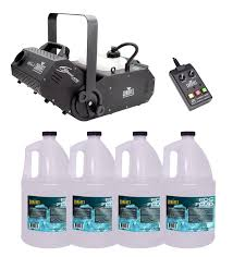 Eliminator Lighting Eliminator Lighting Eco Fog Juice 4 Liter Jug Standard Walmart Com