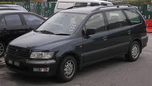 mitsubishi toyota file mitsubishi space wagon third generation front serdang