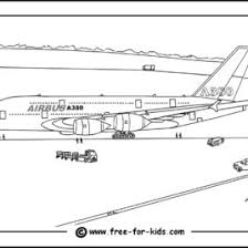 coloring pages jumbo jet kids drawing coloring pages marisa