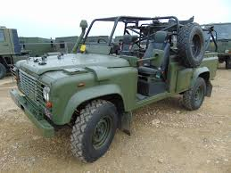 land rover mod witham specialist vehicles ltd massive online auction of land